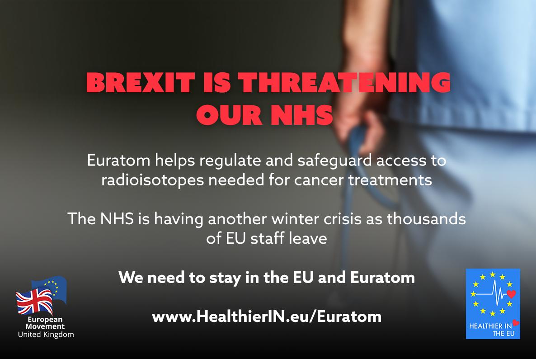 NHS & Euratom