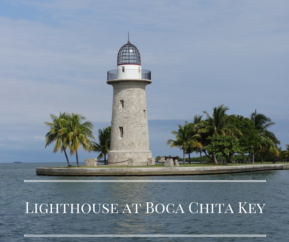 Lighthouse at Boca Chita