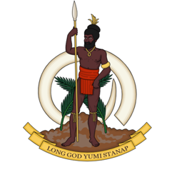 Department of Public Health Vanuatu Logo