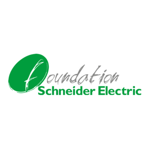 The Schneider Electric Foundation Logo