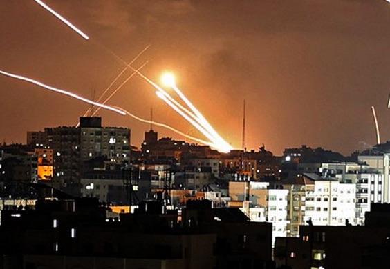 Gaza de nuit