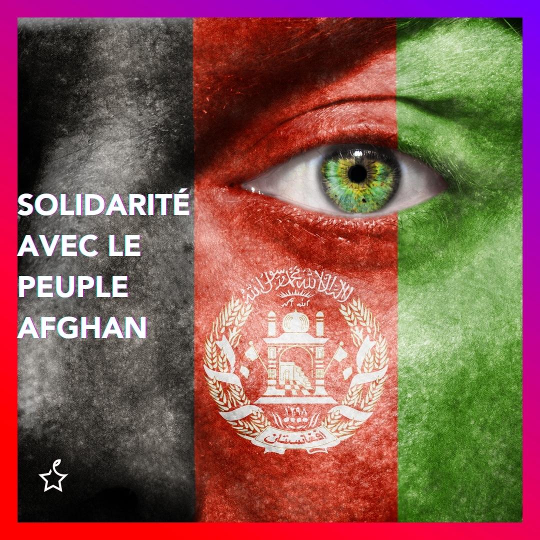 Face aux Talibans, c'est dans l'urgence que la France doit agir pour aider la population afghane !