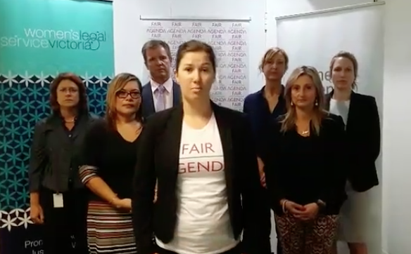 Family violence groups speak out