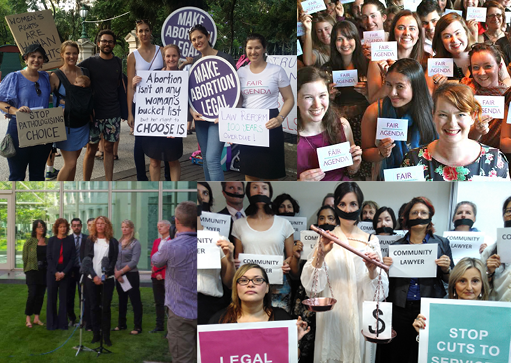 Help power more change for women in Australia