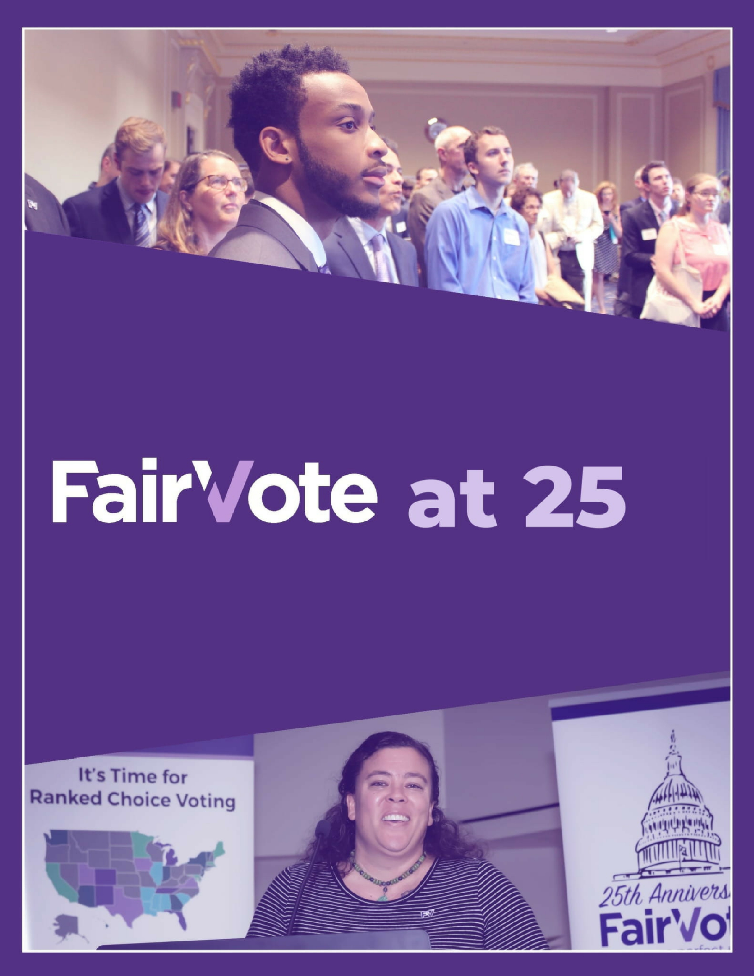 FairVote at 25