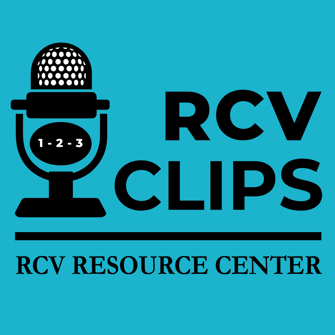 RCV Clips Podcast Logo