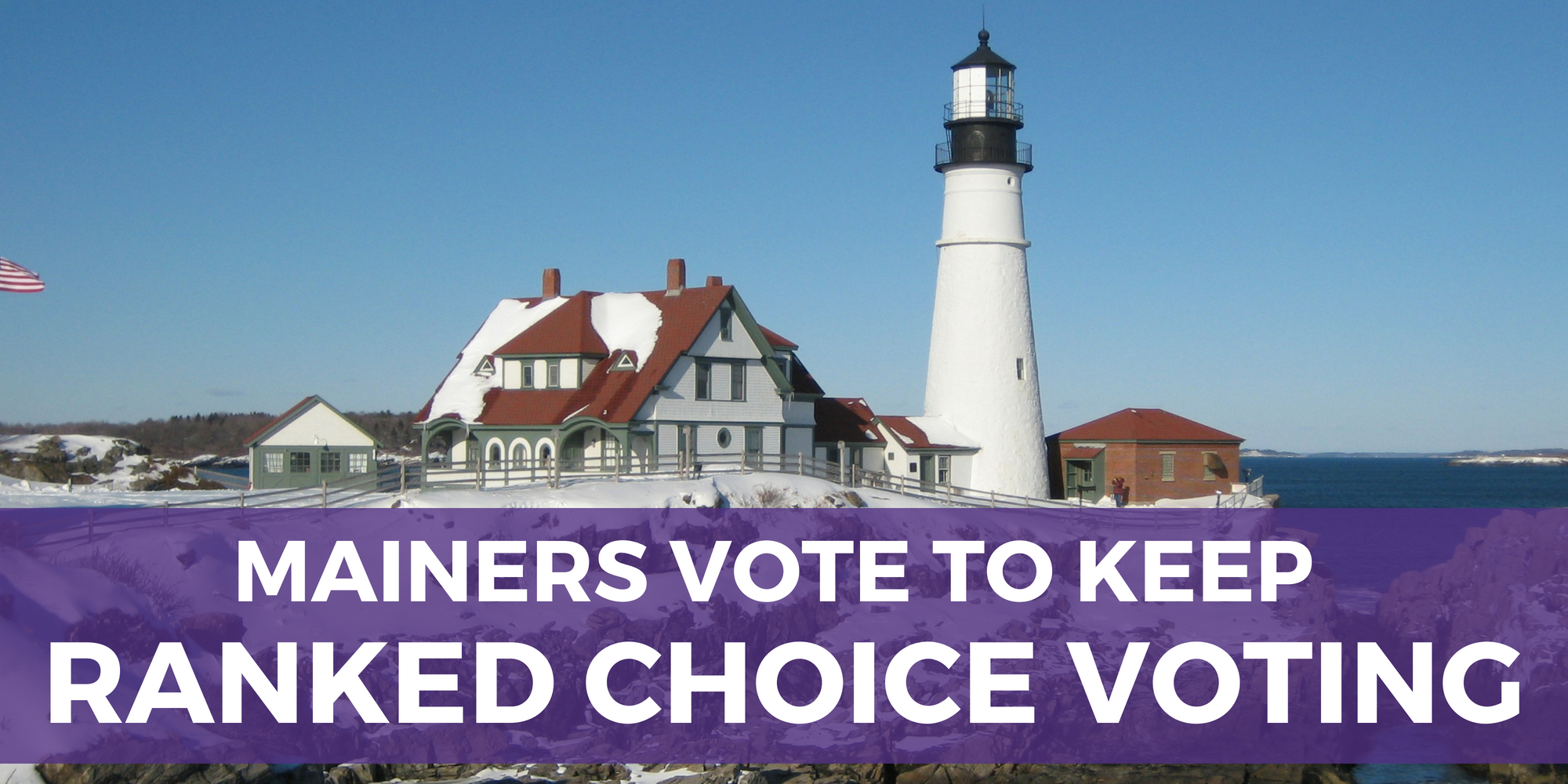 Maine approves ranked choice voting, this time for keeps