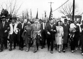 Selma Marchers, 1965