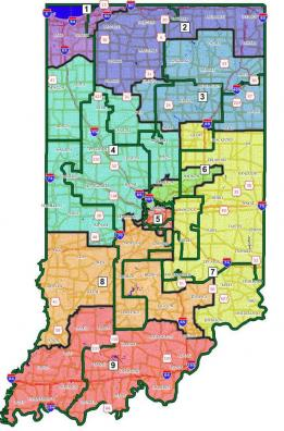 Indiana: A Better Redistricting Plan with Super Districts ... on indianapolis county maps, indianapolis cultural districts, indianapolis city maps, indianapolis area maps, indianapolis neighborhood map, indianapolis townships maps,