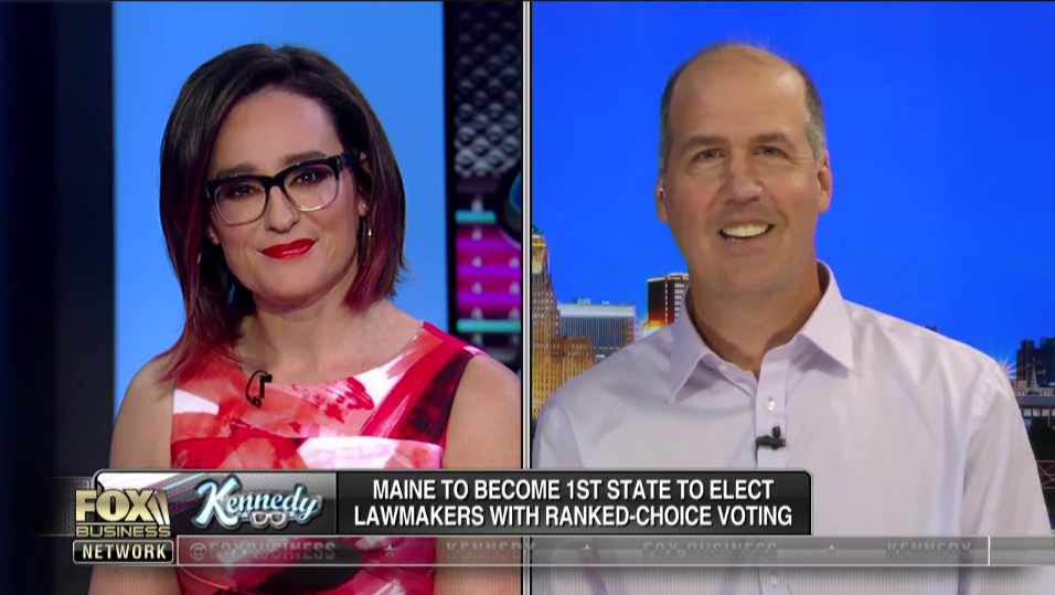 Krist Novoselic talks ranked choice voting on