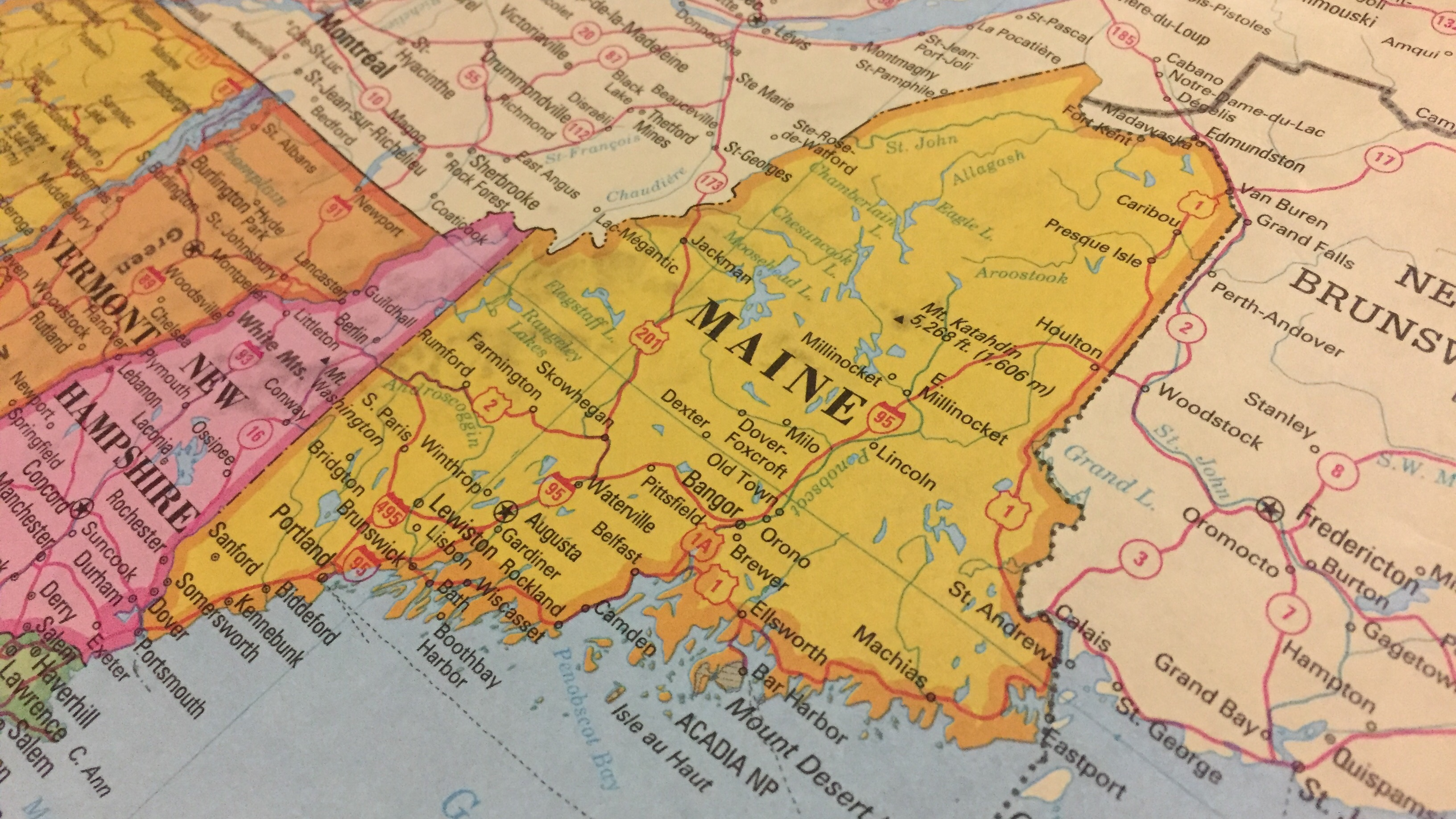 Here's why it takes Maine so long to report election results