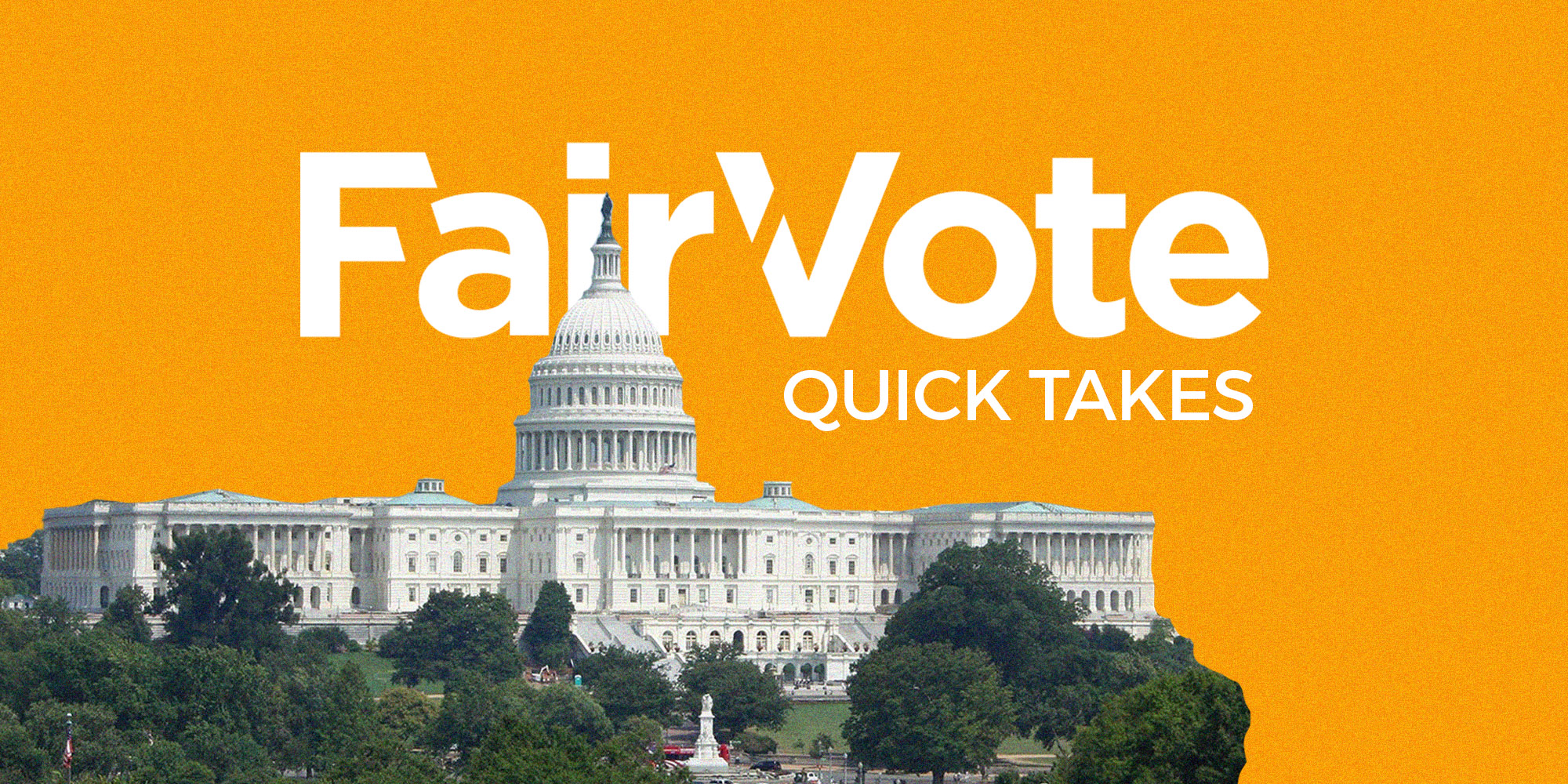 The Fair Representation Act: another avenue to end gerrymandering