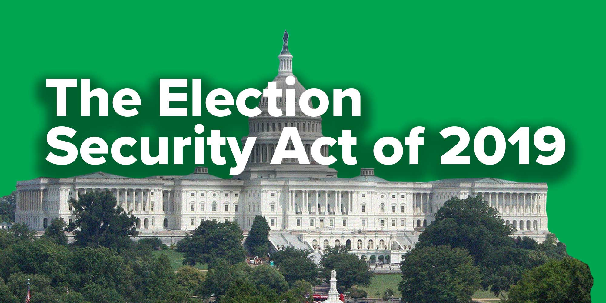 Congressional election security bill includes key ranked choice voting provision