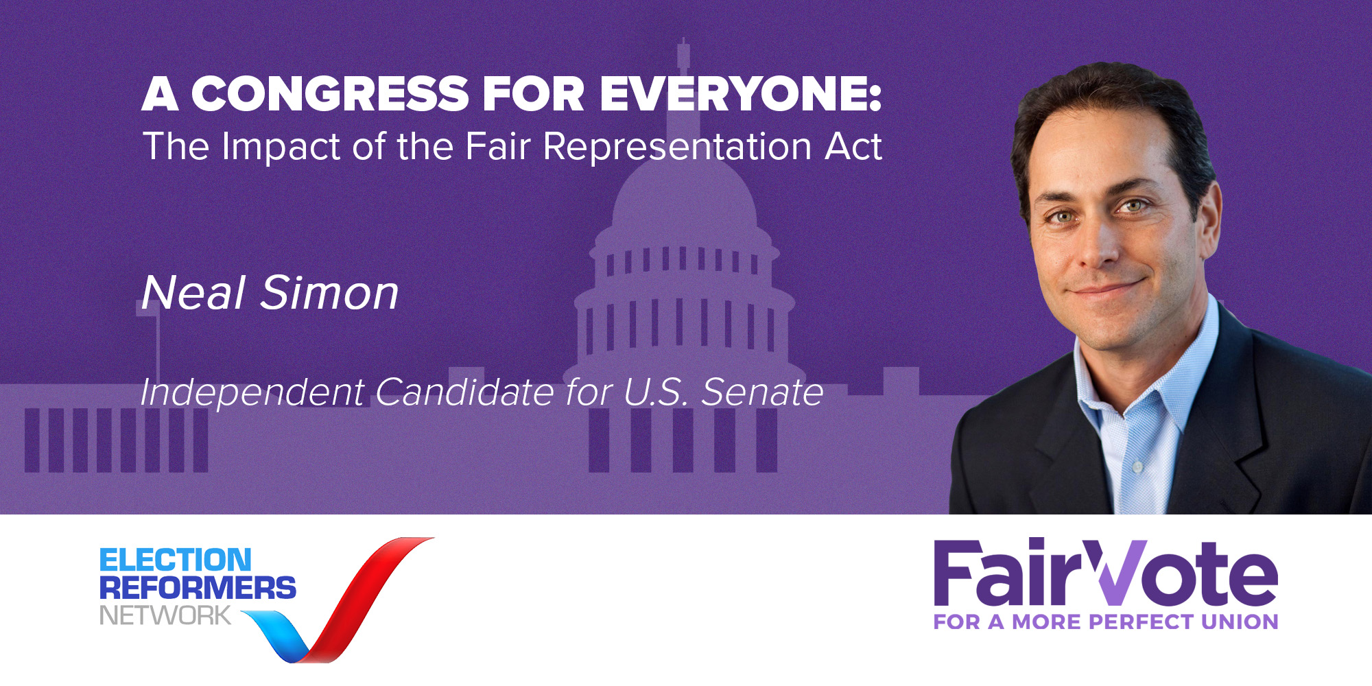 The Fair Representation Act Symposium Spotlight: Neal Simon