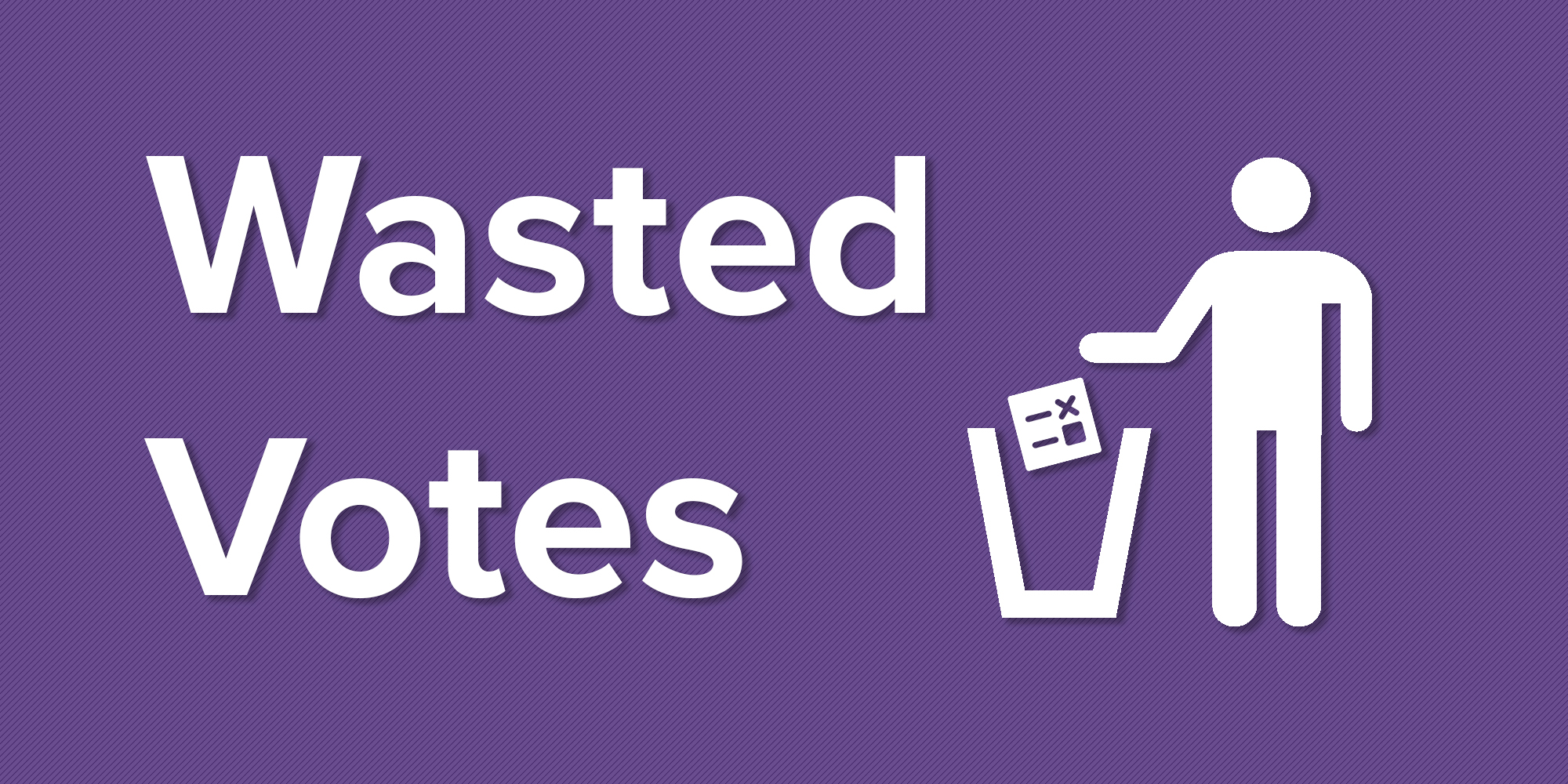 "Almost a Million Votes Were ""Wasted"" this Month. Ranked Choice Voting Can Make Sure It Never Happens Again."