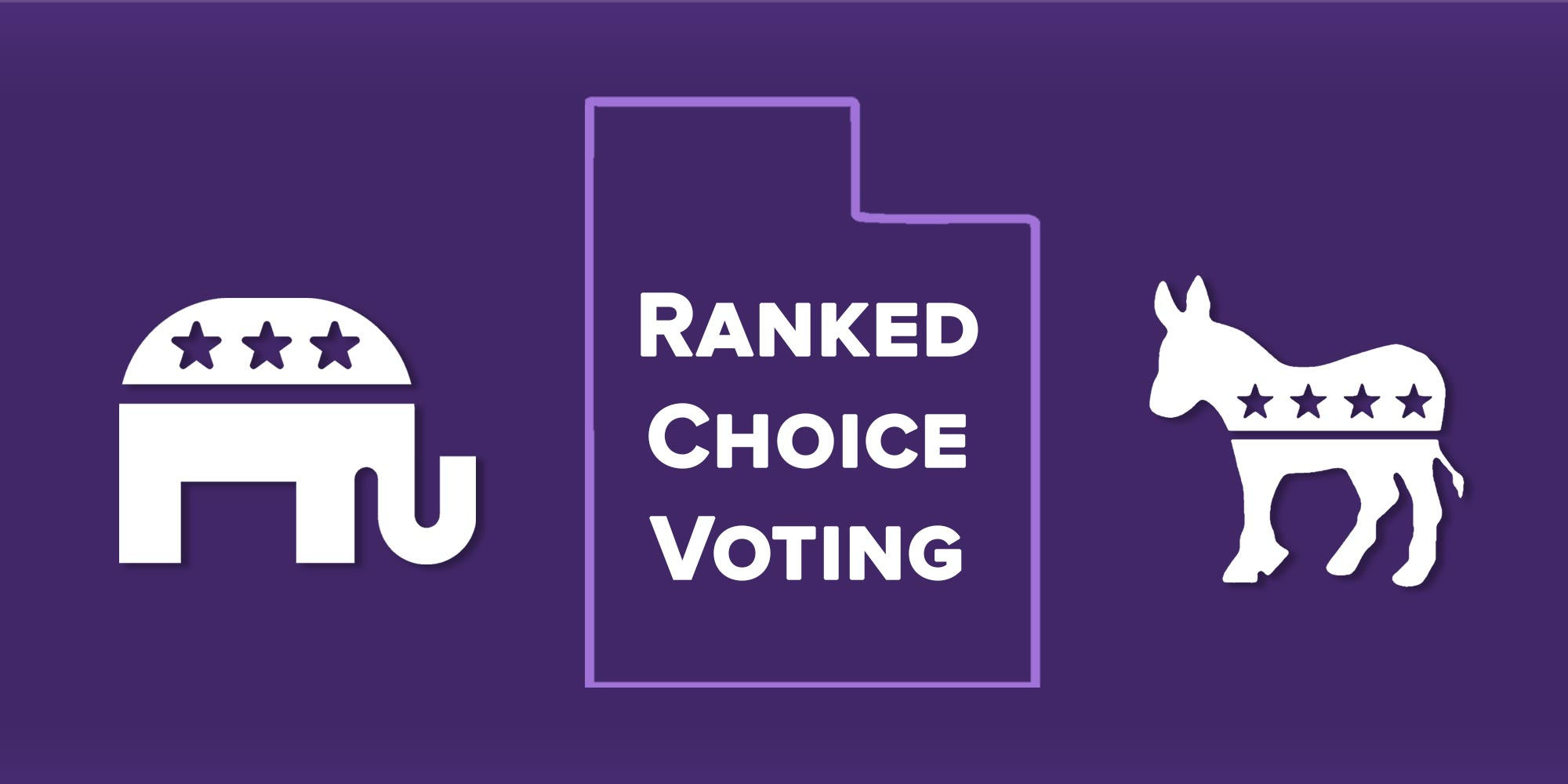 What Unites Utah Republicans AND Democrats? Ranked Choice Voting!