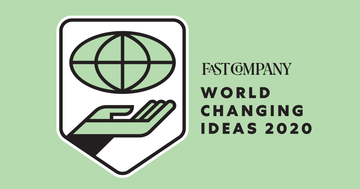 Ranked Choice Voting Deemed a '2020 World Changing Idea' Finalist by Fast Company