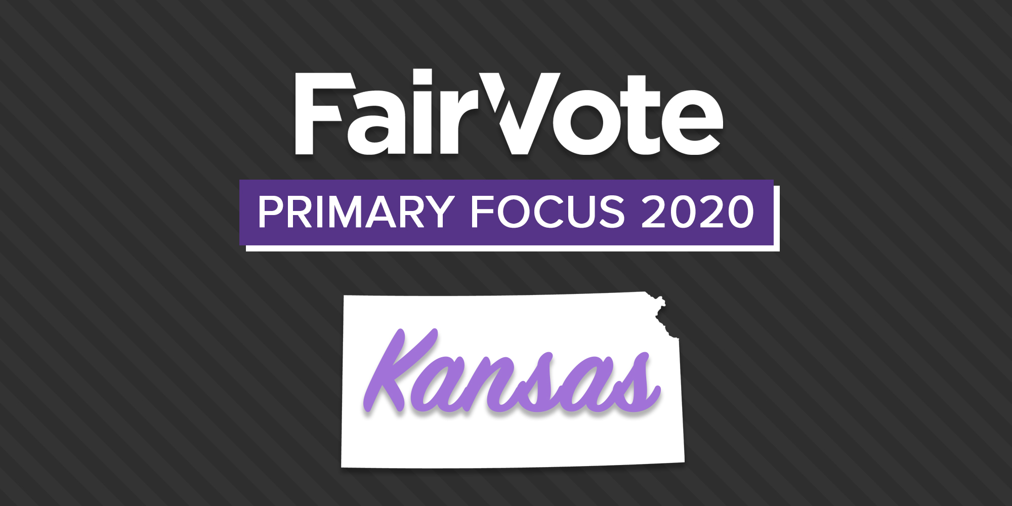 Kansas Primary Is a Win for RCV Proponents