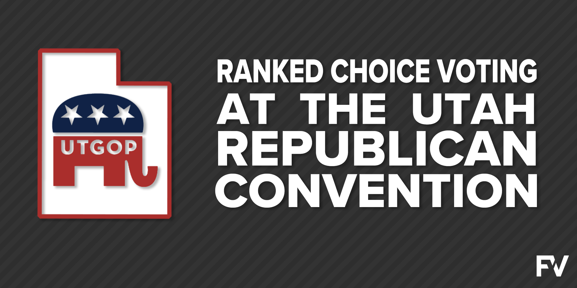 Ranked choice voting impacts eight races at the Utah GOP Convention