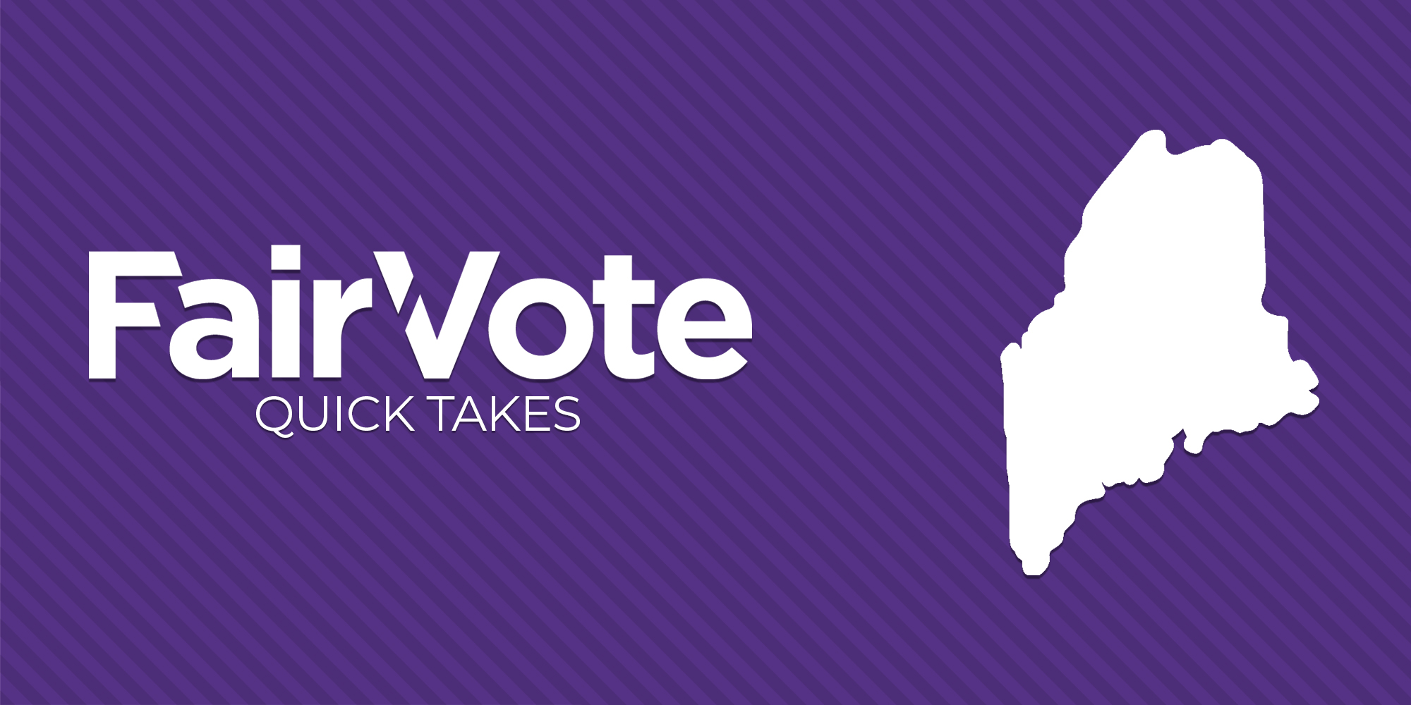 Maine to make history as the first state to use ranked choice voting in a presidential election