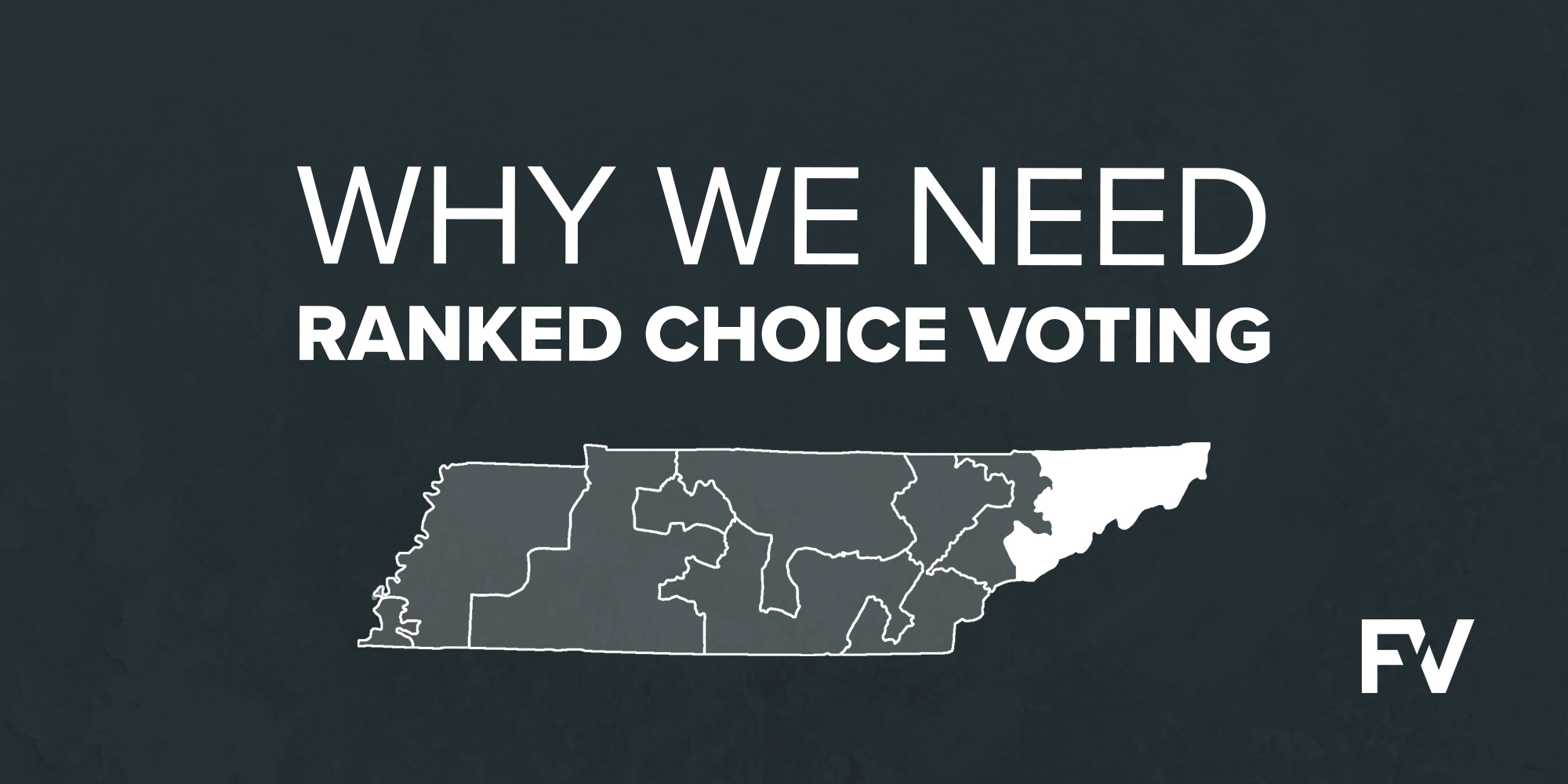 More than 80 Percent of Republicans Did Not Vote for the Winner of Tennessee's CD-1 Primary. That's Why We Need Ranked Choice Voting.