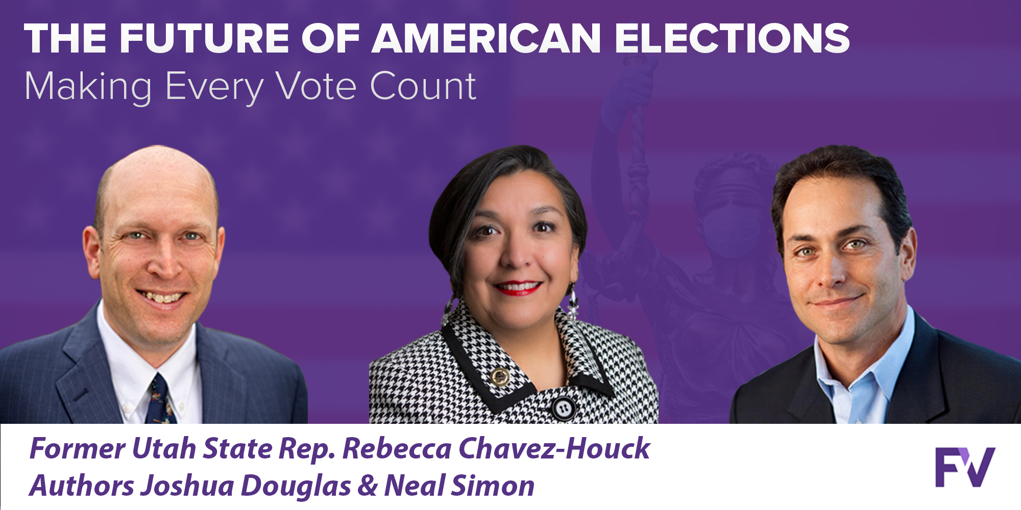 FairVote Webinar Rewind: Making Every Vote Count
