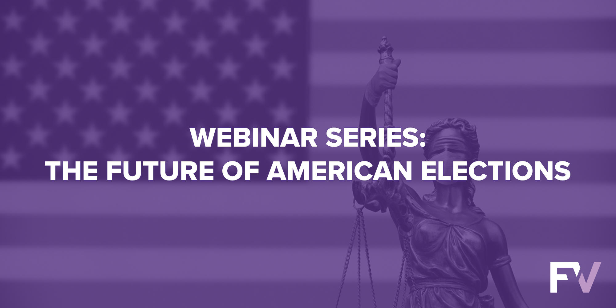 Watch: FairVote webinars explore reforms to American elections