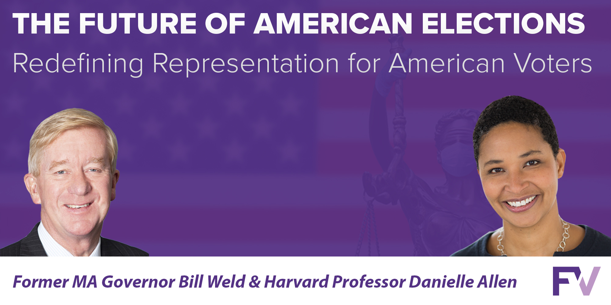 FairVote Webinar Rewind: Redefining representation for American Voters
