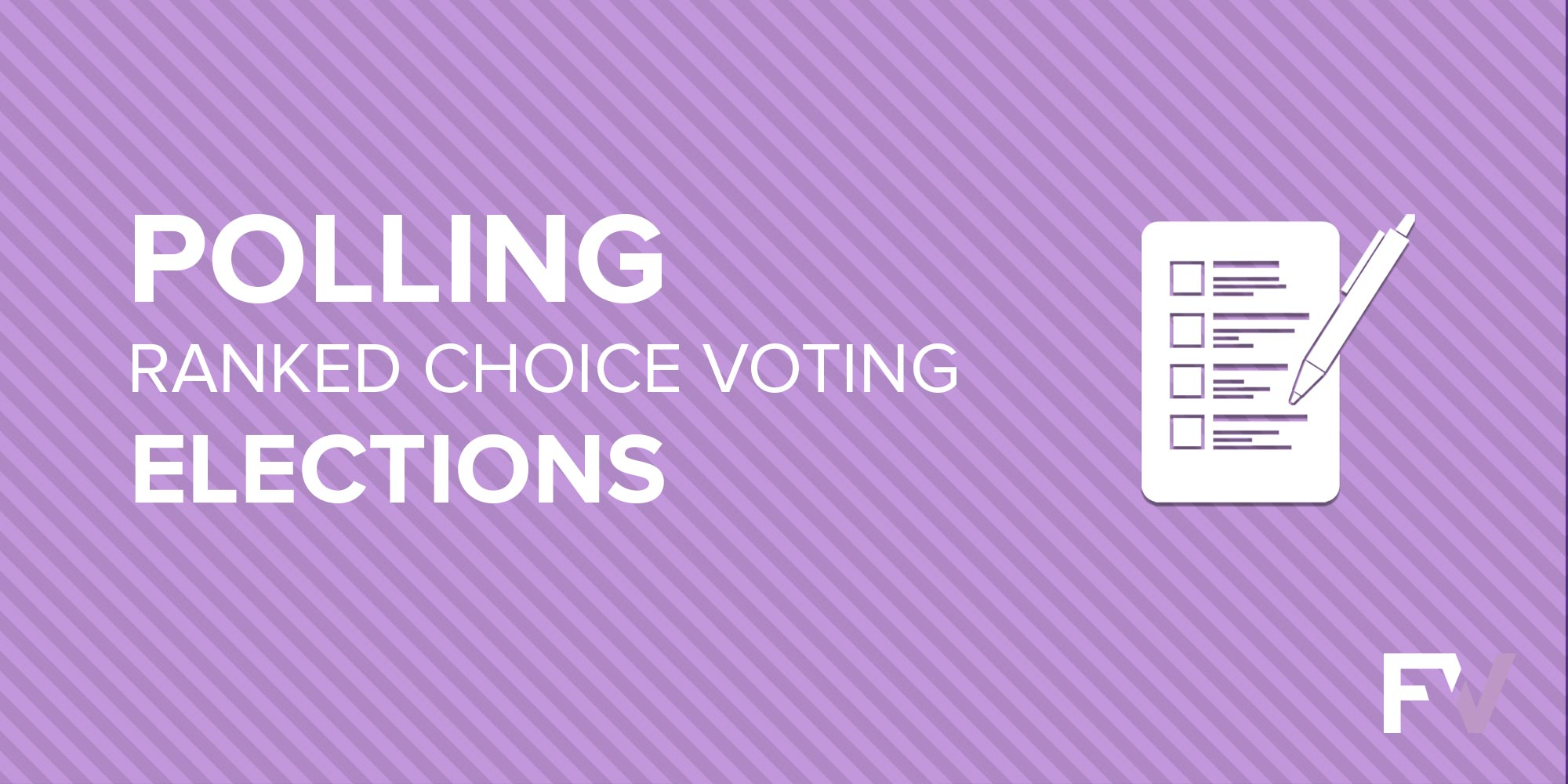 Keep it simple: Advice for polling ranked choice elections