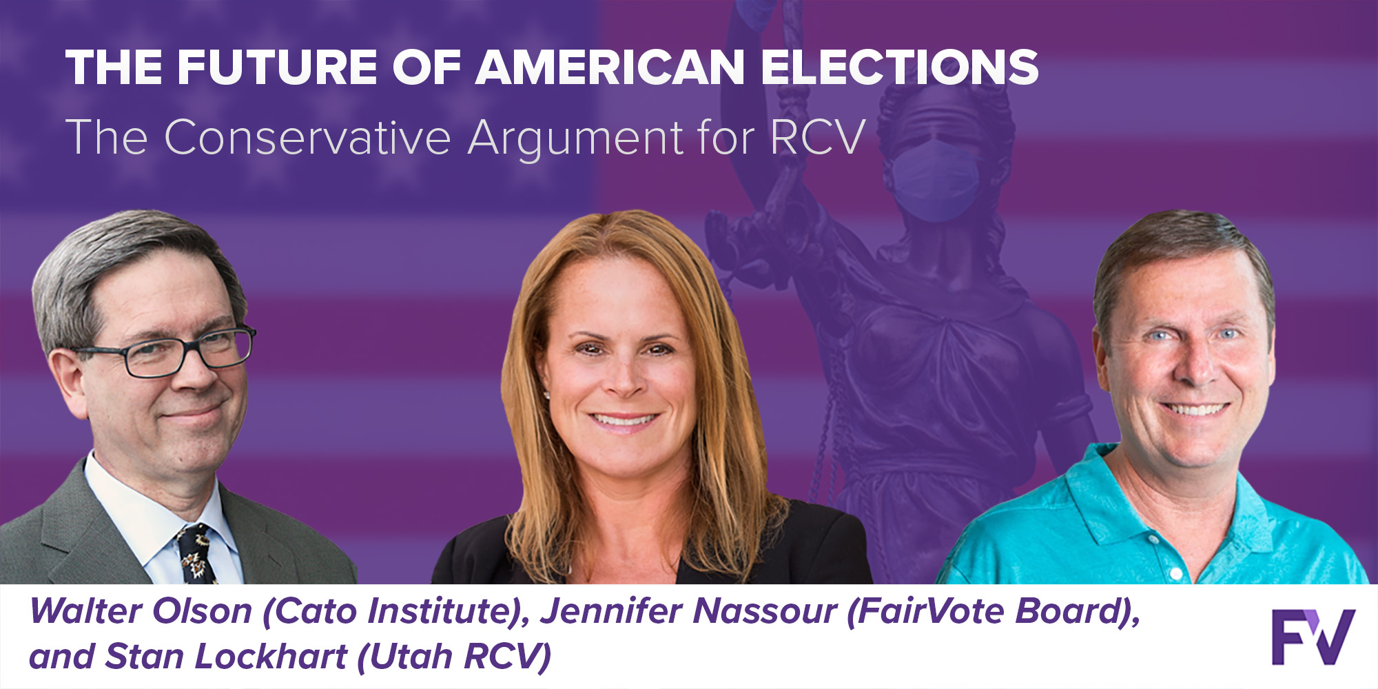 FairVote Webinar Rewind: The Conservative Argument for RCV