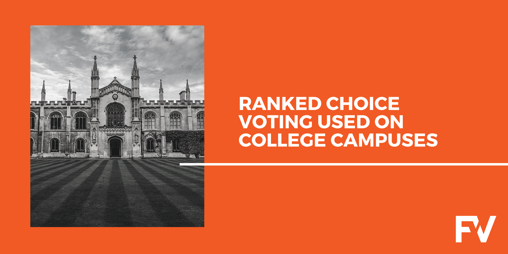 The RCV Movement Grows on College Campuses Nationwide