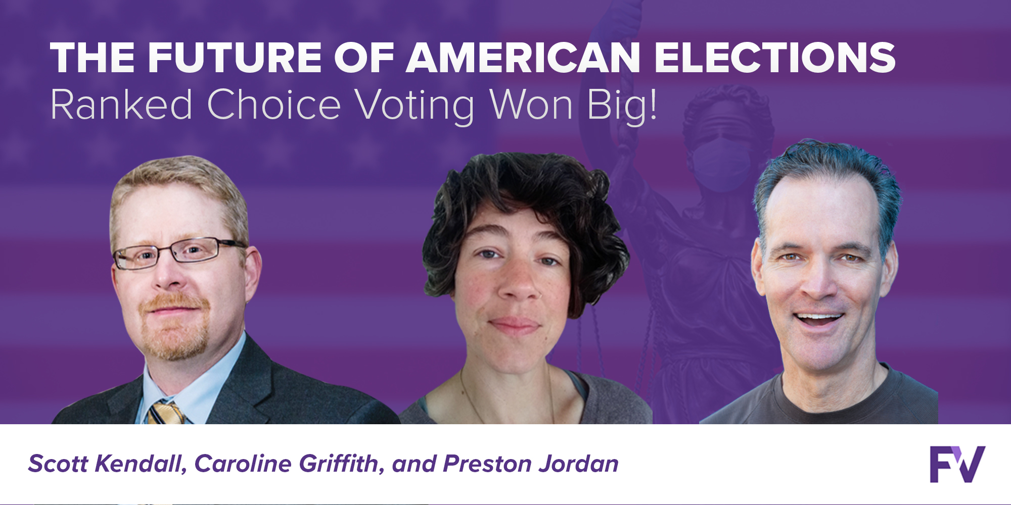 FairVote Webinar Rewind: Ranked Choice Voting Won Big