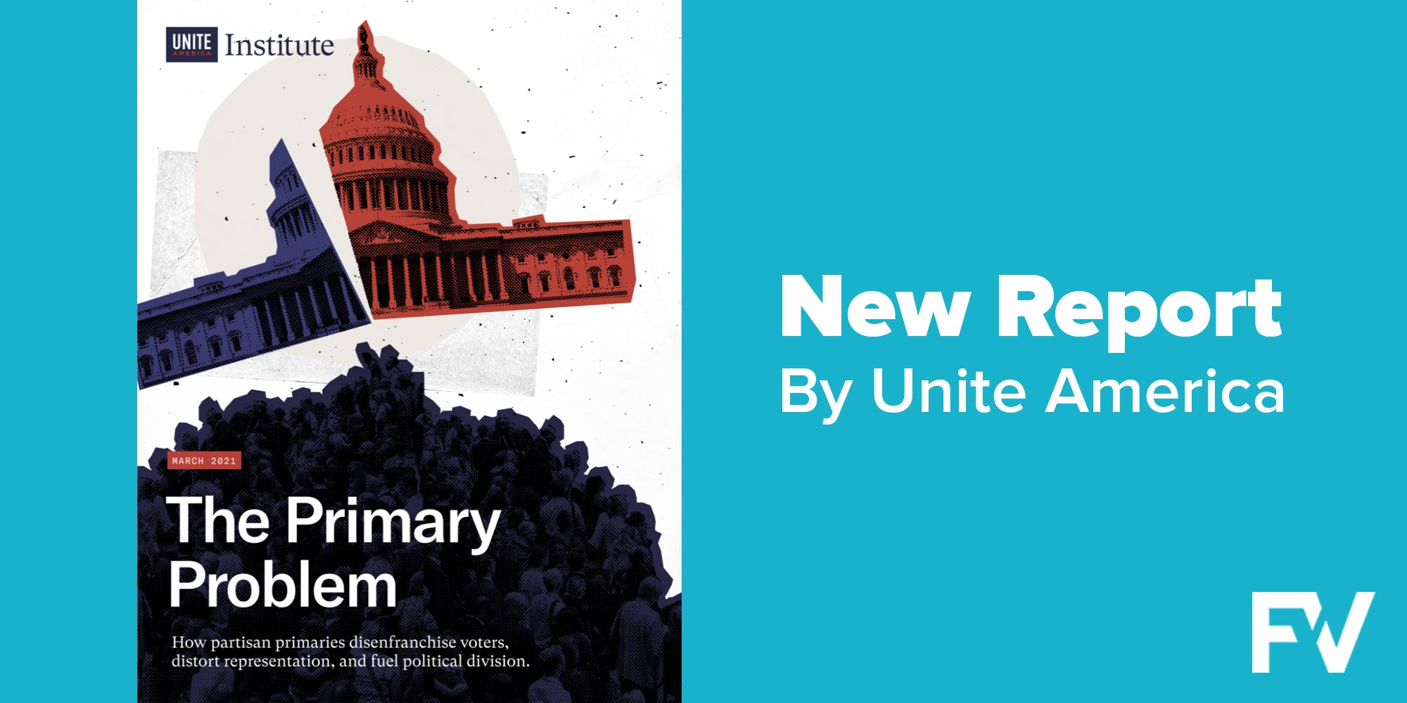 Unite America highlights nonpartisan primaries with RCV as solution to polarization crisis