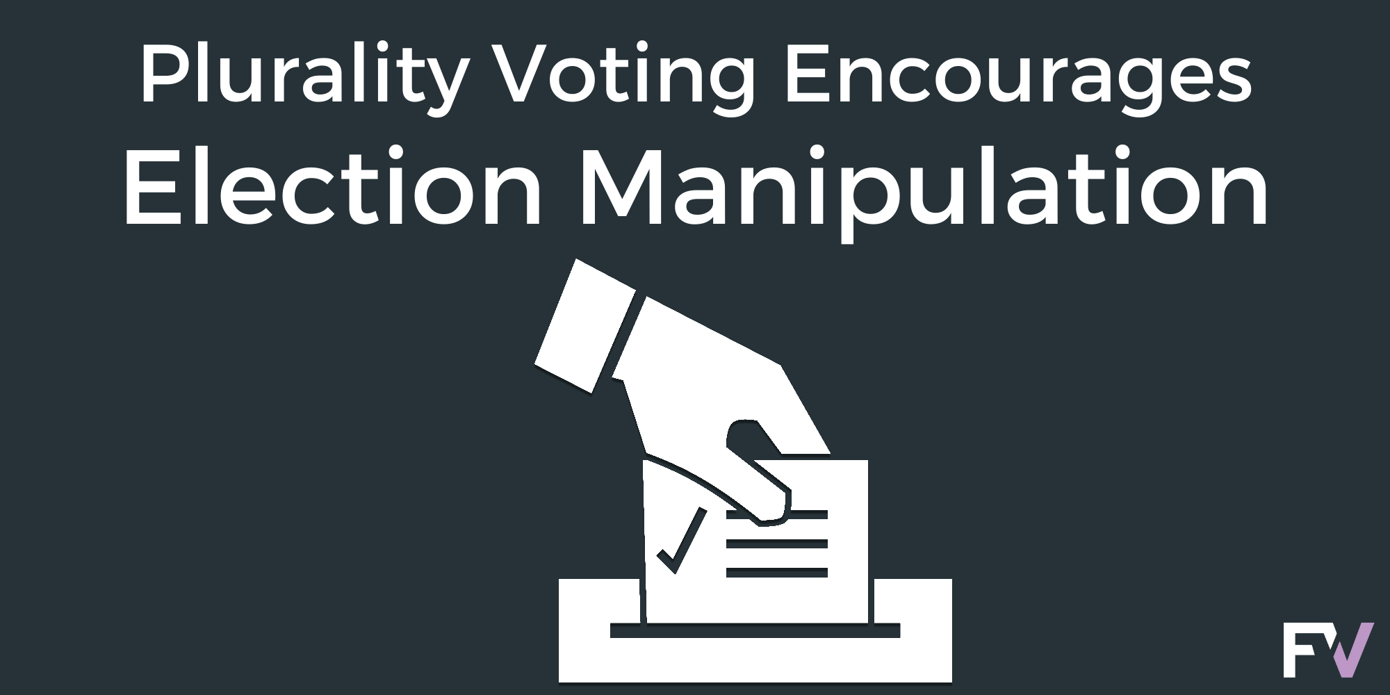 Winner-Take-All Plurality Elections Lead to Fraudulent Candidate Schemes