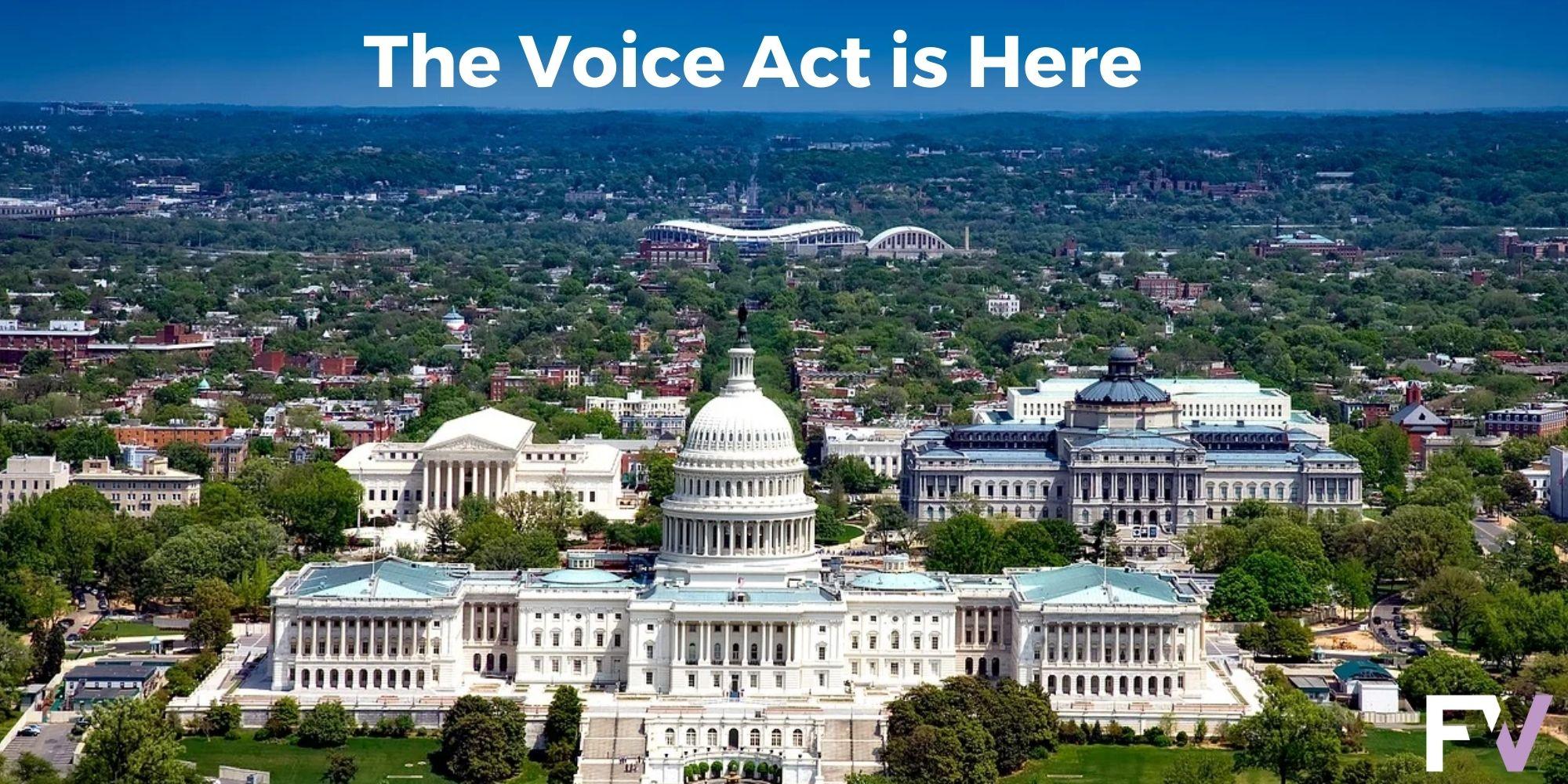 DC Leaders Praise Proposed RCV VOICE Amendment Act