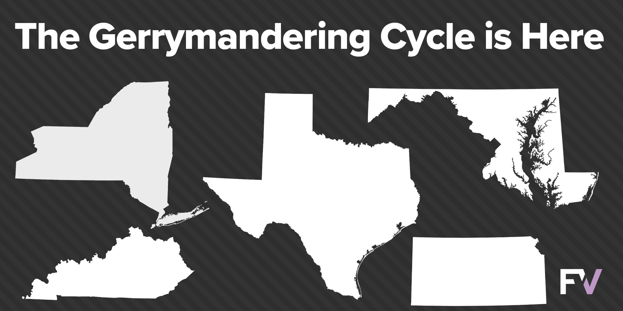 The next gerrymandering cycle is about to begin