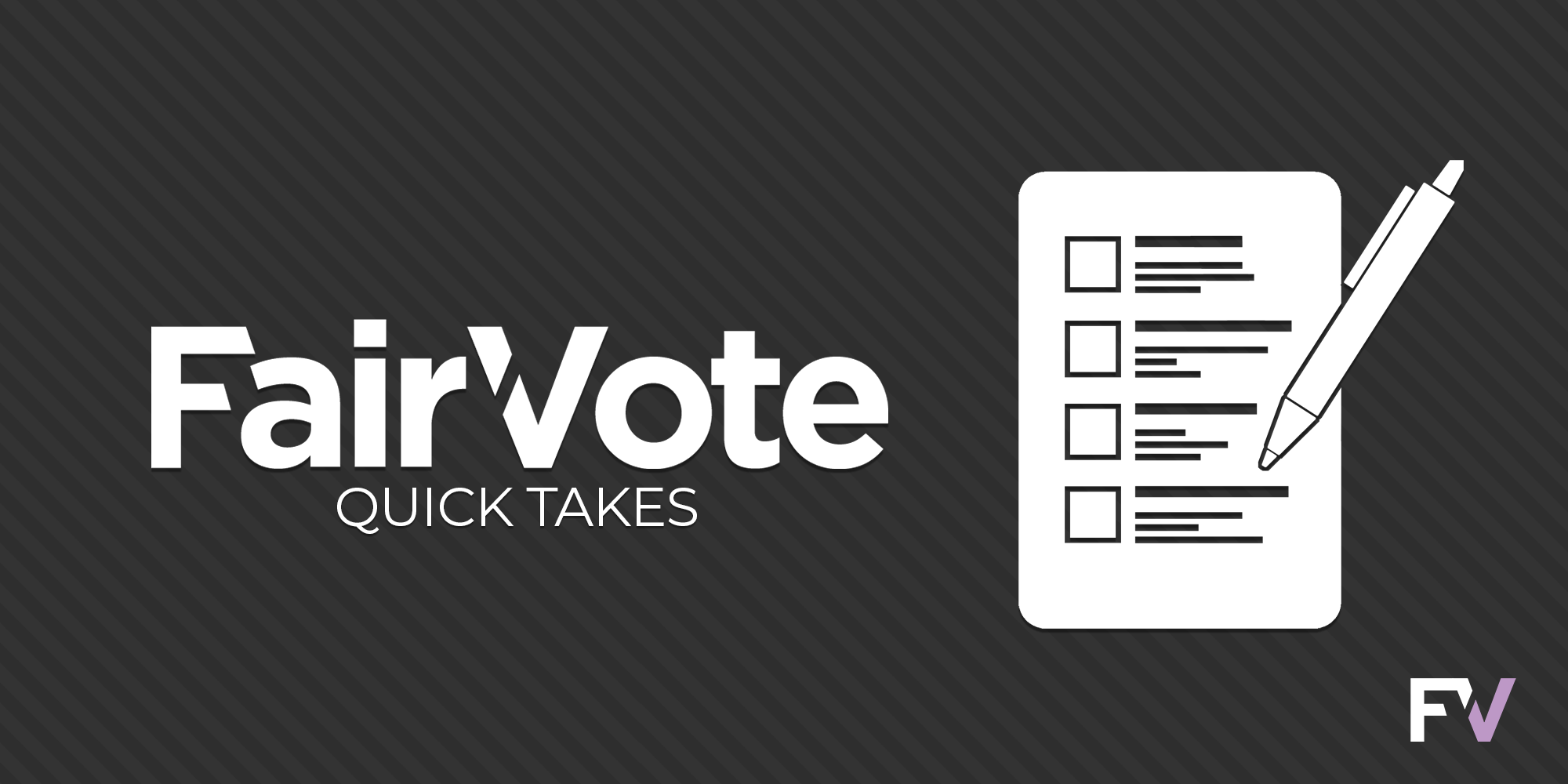 FairVote's Dave Daley makes the case for proportional RCV in the New York Times