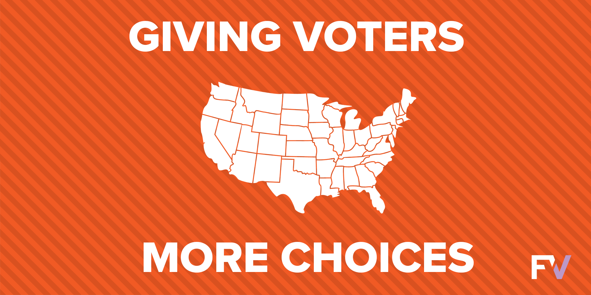 Voter Choice Act reintroduced in Congress