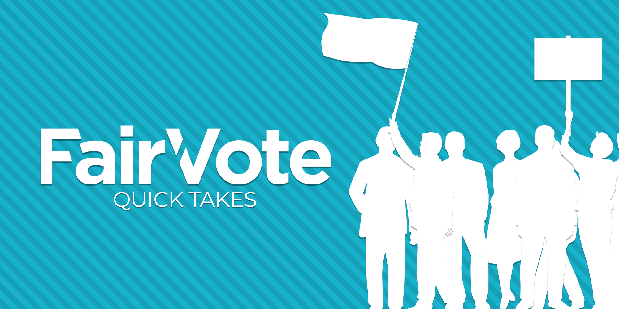 FairVote supports the John Lewis Voting Rights Advancement Act