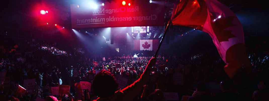 The Liberal Party Landslide in Canada: Reform of Winner-Take-All On the Way
