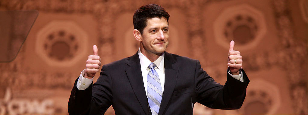 Will Ryan be Speaker of the House, or Speaker of the House Republicans?
