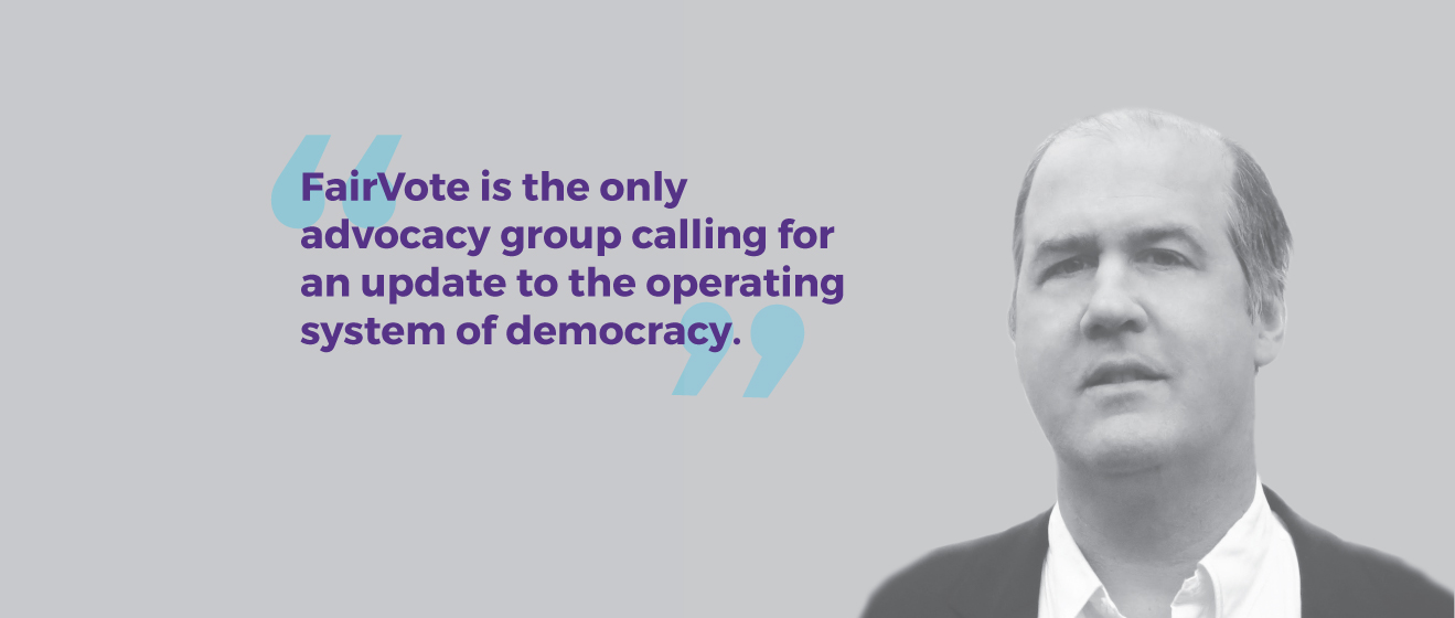 Welcome to the New FairVote!