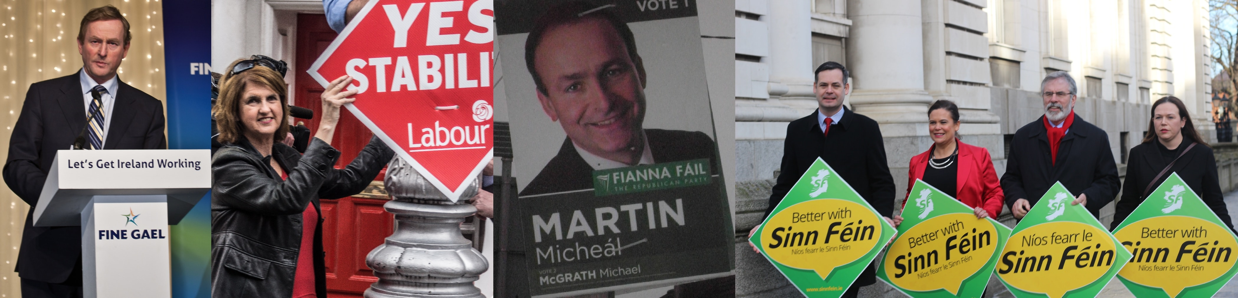 A brief run-down on the 2016 Irish elections