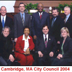 Cambridge City Council 2004