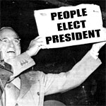 People Vote for President