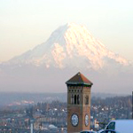 A picture of Reiner Tower in Tacoma Washington