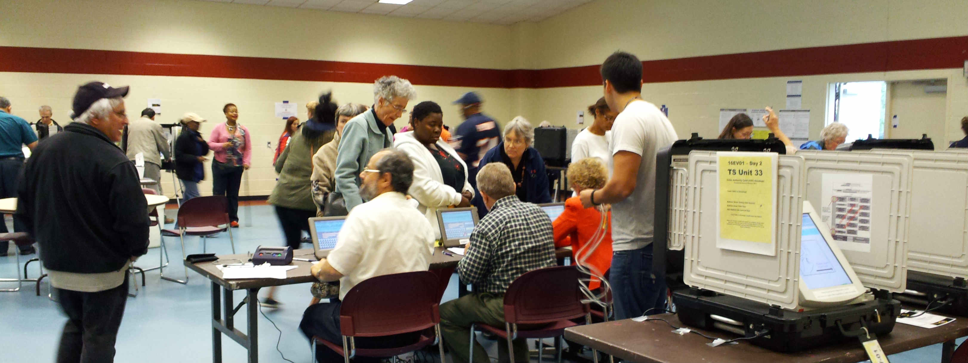 Primary Focus: Meaningful Access for Early Voters