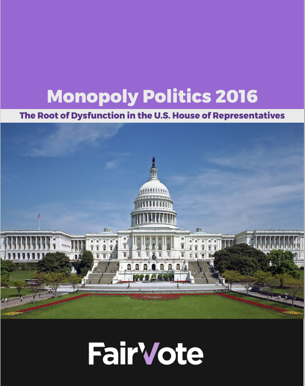 Monopoly Politics Report