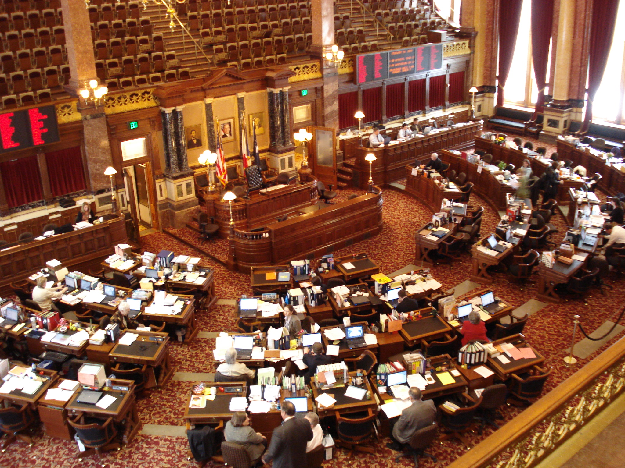 Iowa Senator Introduces RCV Bill