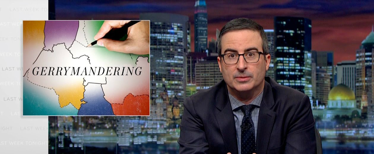 The Most Important Thing John Oliver Said About Gerrymandering, and the Solution He Forgot to Mention